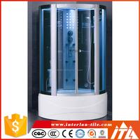 Various styles shower enclosures, shower enclosures, showers