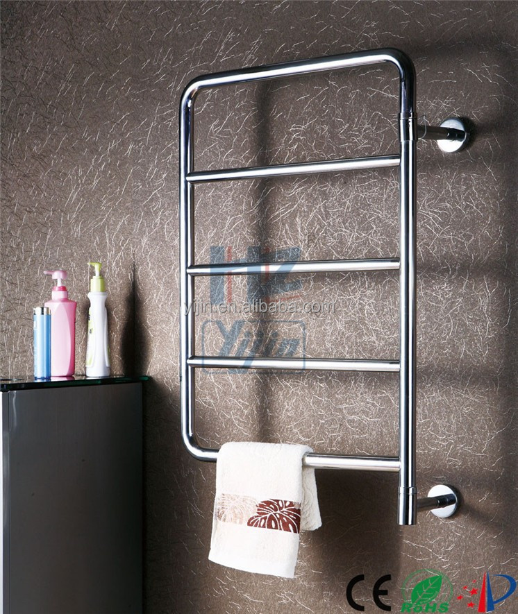 Best Selling Folding Electric Heated Towel Rail Towel Warmer High Quality Stainless Steel