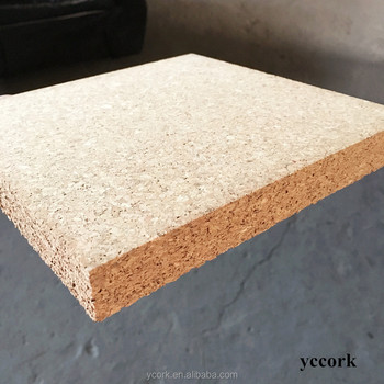 cheap! 12mm thick environmental cork board-Made in China
