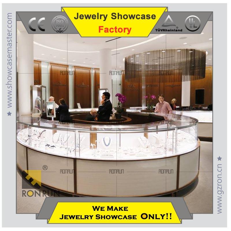 Ce Certificate Modern Shop Counter Design Display Wooden Shop ...