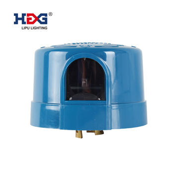 IP65 UL Approved Photocell Sensor Switch, Adjustable Photocell Switch