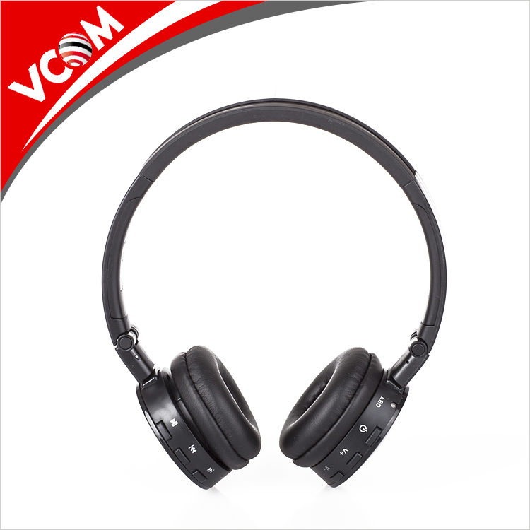Mini Wireless Sport MP3 Headphone with FM Radio