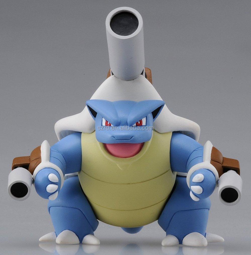 Pokemon Offici 235 Le X En Y Mega Blastoise Figuur Re 235 Le Actie Speelgoed Collectibles Speelgoed