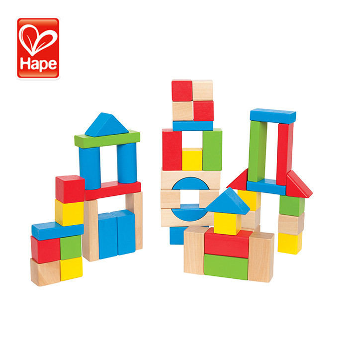 Toy Large Wooden Blocks 79