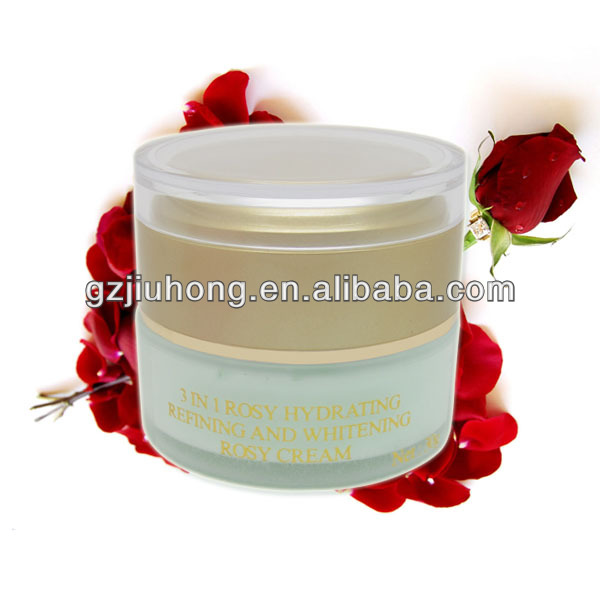 OEM products lightening herbal thai rose whitening cream