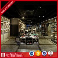 Factory wholesale metal hook shoe hanging display stands