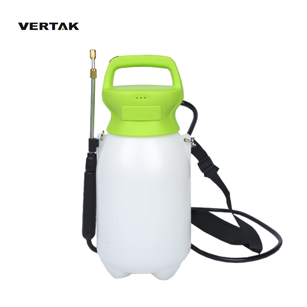 Sprayers Electric Rechargeable Backpack Portable Pressure Sprayer 16l Aesthetic Appearance Heavy Equipment, Parts & Attachments
