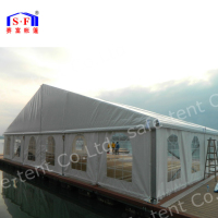 Cheap canopy tents in guangzhou 20x30 for sale can use for swimming pool tents
