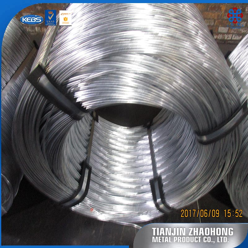 spool hot dipped galvanized iron wire / soft mesh galvanized iron wire / soft gabion galvanized iron wire