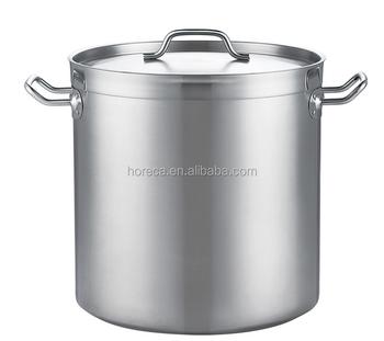 Höchste Qualität Geschirr Edelstahl Suppe Niederdruck Kessel Dampf ...