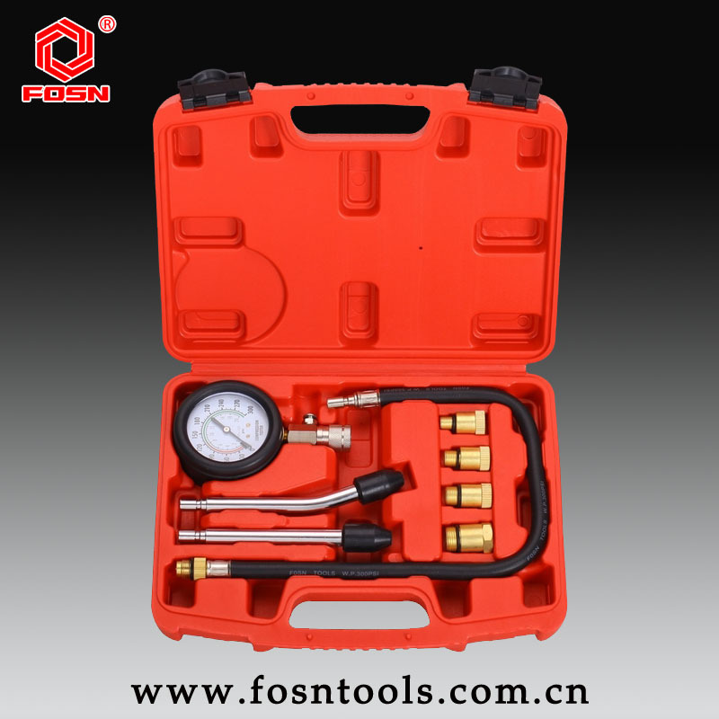 Gas Cylinder Compression Test Tool