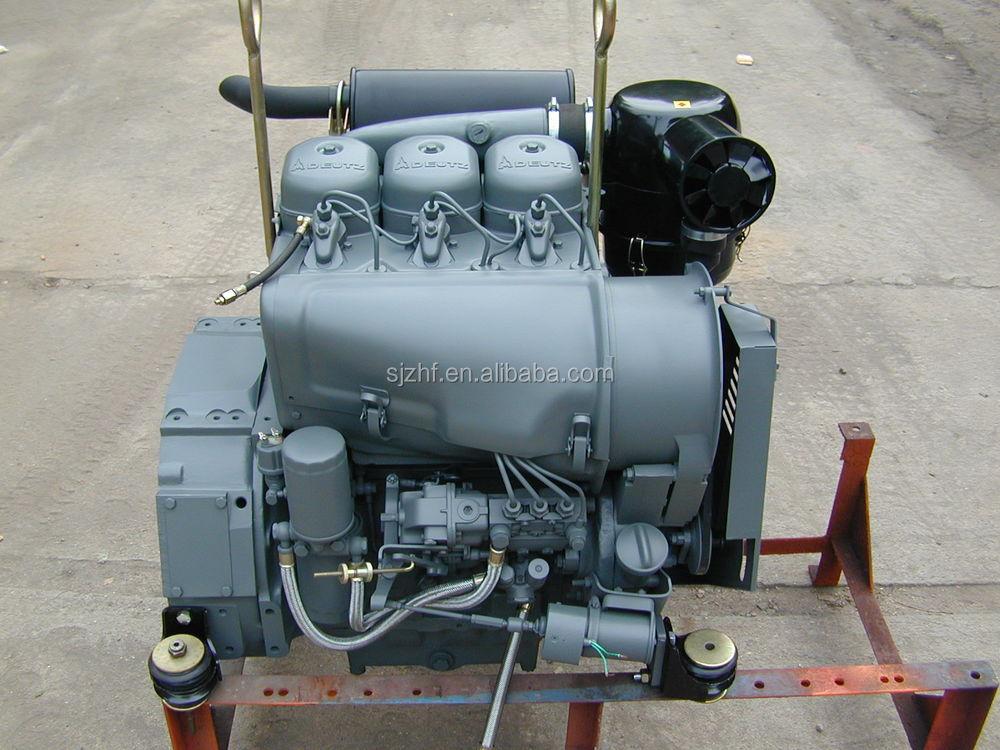 F3l912 Deutz 3 Cylinder 40 Hp Diesel Engine Buy 40 Hp