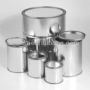 الصين الصانع فارغة مستديرة معدنية علب الدهان الصفيحة المقصدرة معرف المنتج 60194402881 arabic