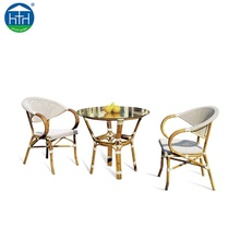 DW-ZW112 Bamboo patio furniture,wholesale bamboo set of table chair