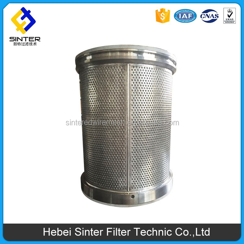 filters for wast water treatment