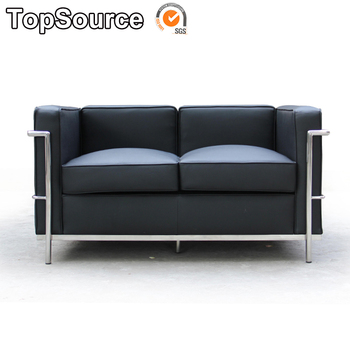 Fabulous Home Furniture With Leather Upholstered Cushions Le Corbusier Lc2 Sofa Buy Le Corbusier Lc2 Sofa Le Corbusier Sofa Lc2 Le Corbusier Sofa Replica Machost Co Dining Chair Design Ideas Machostcouk