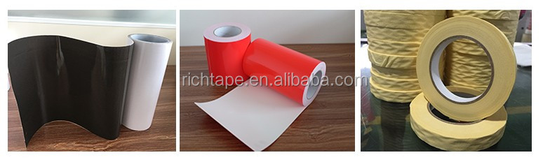 3M Alternative 7955mp 7952mp Adhesive Transfer Tape For Membrance Switch Bonding Metals and HSE Plastics