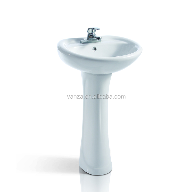 Art Ceramic Wash Basin Pedestal Prices
