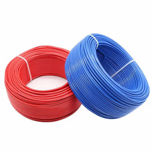 Factory Price (energy star) UL 1007 30-16AWG Single Core 집 지하 전기 Wire 및 Cable