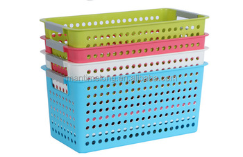 Creative Hollow Stackable Storage Baskets Clothing Box Toy Storage