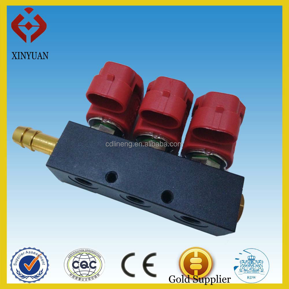 New Model CNG LPG Gas Injector for single cylinder injector