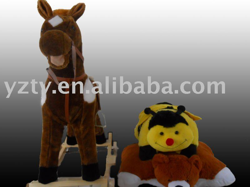 (factory supply) good quality rocking horse