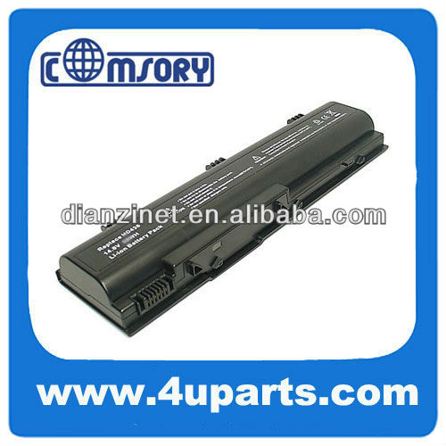 6 cells OEM Notebook Replace Battery For DELL 1300 Black Battery