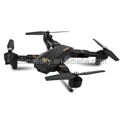 Original Quadcopter 2.4G RC Pocket Drone with HD Camera JY019 E58 DRONE