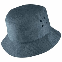 Business Suit Style Bucket Hats Grey Color