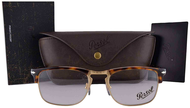 d3b0dc0ec5 Get Quotations · Persol PO8359V Eyeglasses 53-19-145 Havana 24 PO8359