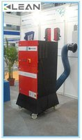 Mobile Welding Fume and dust Extractor For Metal Working