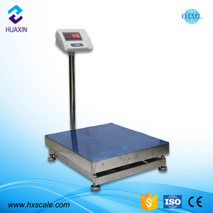 China made bench scale 500kg electronic weighing scale for sale