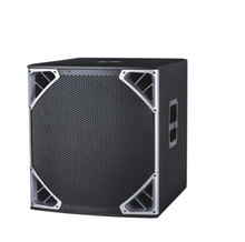 "Hony audio 2 x 18 inch super <span class=keywords><strong>subwoofer</strong></span> vrx618asub dubbele 18"" sub bass speaker woofer grote"