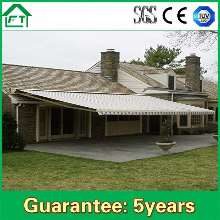 Made In China Remote Control Retractable Car Roof Awning With Waterproof And UV-anti