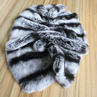 Factory Direct Sale Luxurious Genuine Chinchilla Skin Rex Rabbit Fur Pelts for Sale