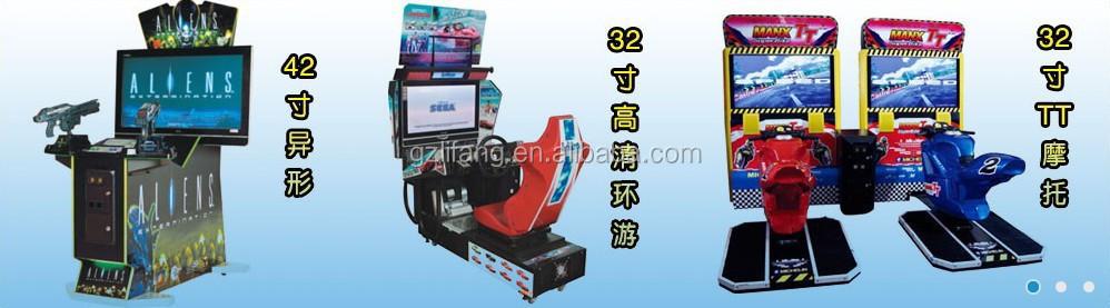 2015 Hot Sale Initial D5 Simulator Racing Machine Initial D Arcade ...