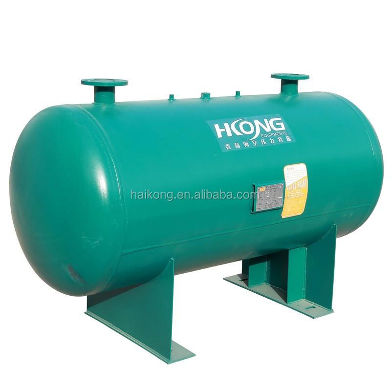 Tanque De Almacenamiento De Gas Natural Licuado Vasos De