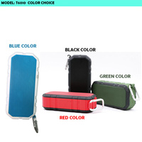Battery 4400mAh 4.0 portable wireless bluetooth speaker reviews, waterproof, For car