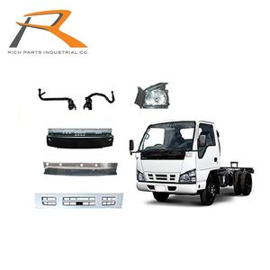 Truck Body Parts Japanese Corner Panel for Isuzu NKR/NPR PARTS