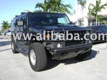 TOP QUALITY used HUMMER H2 & H3 series SUV's car