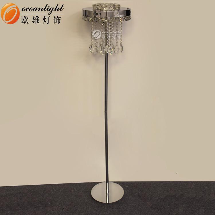 Dekorative Stehleuchte, Kristall Kronleuchter Stehlampe OL7003