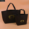 Promotion Eco-friendly Non Woven Shopping Bag with velcro