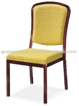 Used Hotel Aluminium Banquet Chair Buy Aluminium Banquet