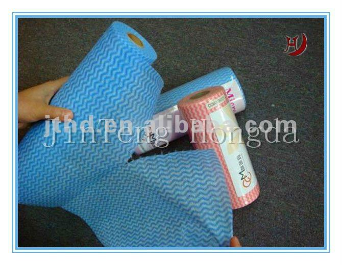 Electronic wiping cloth,spunlace nonwoven cleaning wipes (factory-outlet)