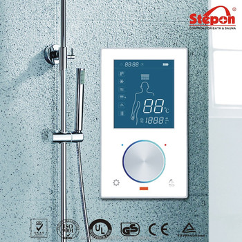 Smart Shower Cubicle Control Panel