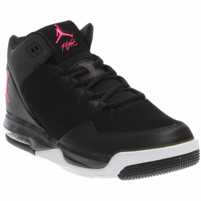 e9cc40a7be3e Get Quotations · JORDAN FLIGHT ORIGIN 2 GG girls basketball-shoes 718075 (5  Y US