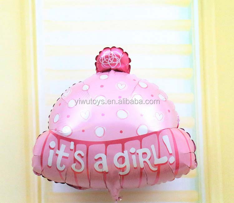 2016 new products 1st birthday hydrogen balloon hat