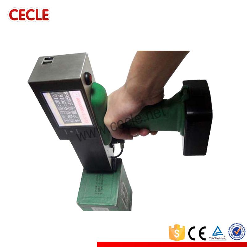 handheld printing machine