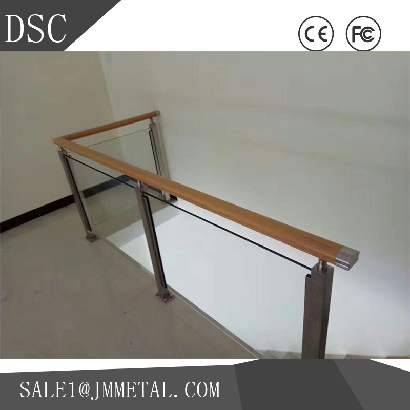 Good Sealed outdoor balcony cable stair railings