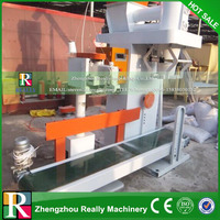 Automatic Rice Corn Grain Particles Packing Machine with Sewing Machine